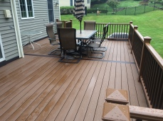 Maintenance Free Composite Decking