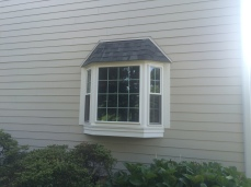 Bay Window With Double Hungs