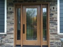 Provia Signet Door With Knotty Alder